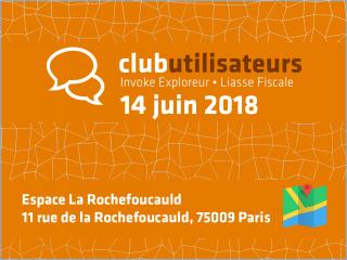 Club Utilisateurs Exploreur • Liasse Fiscale, TVA, Télédéclarations