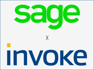 Partenariat stratégique entre Invoke et Sage