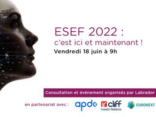"""Invoke est l'invité de la conférence : """"ESEF 2022 : c'est ici et maintenant !"""""""
